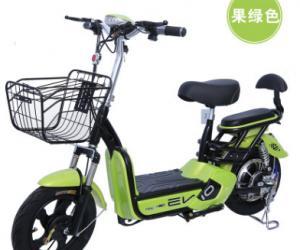 新款电动车成人电动自行车48V小型电瓶车男女代步电车